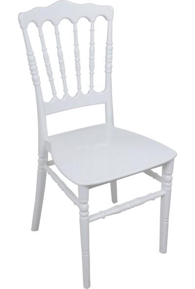 Romanoset Plastik Romanoset Tiffany Plastik Sandalye 2 Li Set