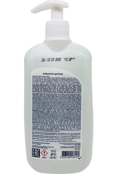 Ultra Compact Antibakteriyel Sıvı Sabun 500 ml
