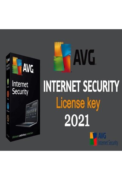 Avg Internet Security 2021 (1 Yıl) (10 Kullanıcı) Lisans Dijital Kod