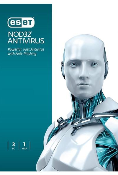 Eset NOD32 Antivirus (1 Yıl) (3 Kullanıcı) Lisans Dijital Kod