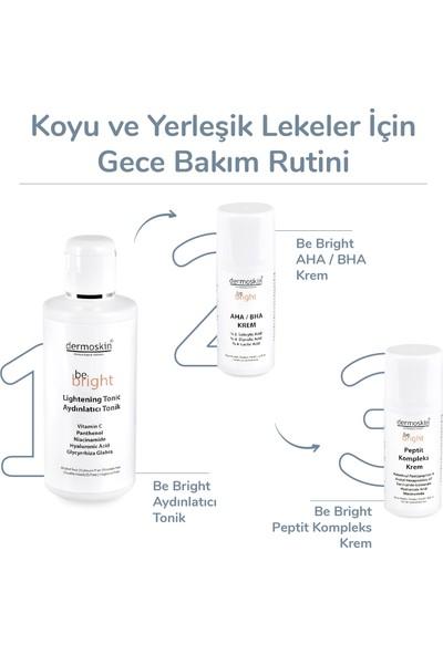 Dermoskin Be Bright Leke Giderici AHA/BHA Krem 33 ml
