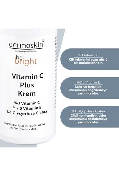 Dermoskin Be Bright Vitamin C Plus Krem 33ml