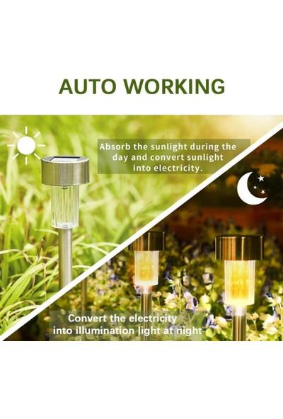 Gıgalumı Güneş Işıkları Bahçe Aydınlatma LED 12 Adet