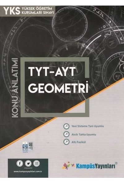 Kampüs Yayınları TYT AYT Geometri Konu Anlatımı