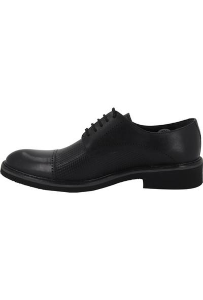 Fosco Siyah Eva Taban Klasik Erkek Ayakkabı 6051