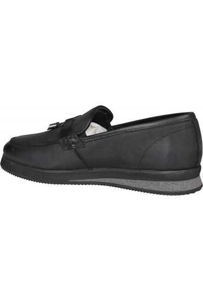 Marcomen 12298 Casual Siyah Erkek Günlük Ayakkabı