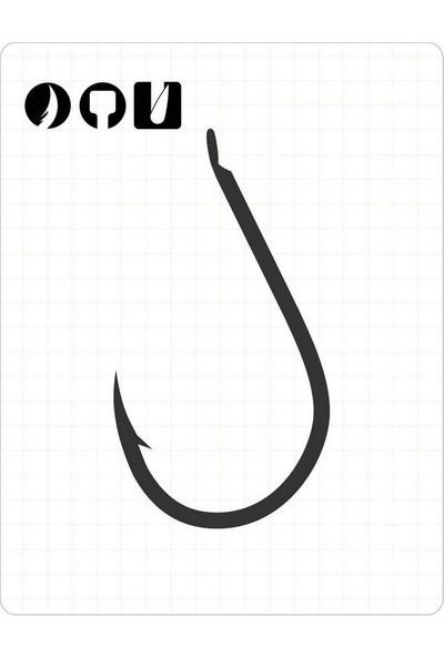 Fudo 2007 Sb Chinu No:8 Teflon Iğne 9'lu Paket