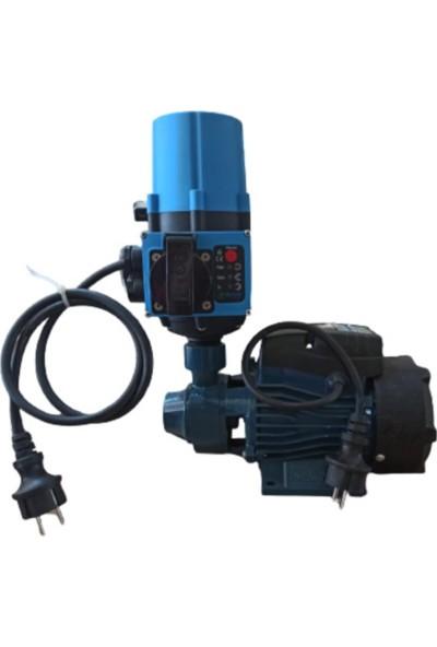 Forza Italia Paket Hidrofor Otomatik Sistem Su Pompası 2 Kat 2 Daire Bakır Sargı