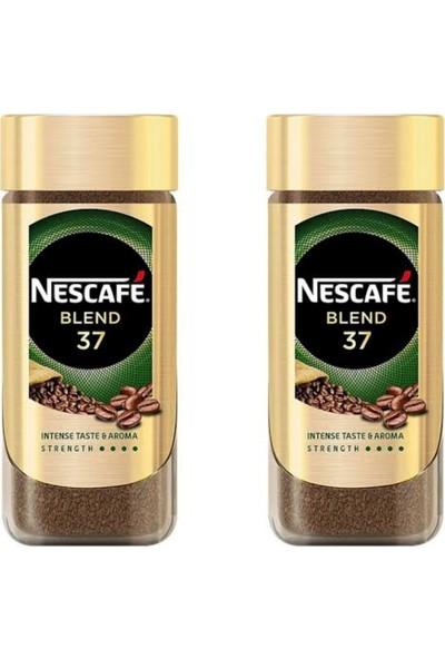 Nescafe Blend 37 100 gr * 2 'li