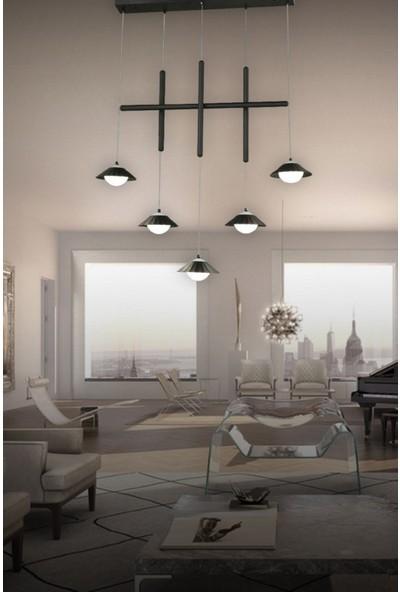 Luna Lighting Luxury Kollu Sarkıt LED Modern Avize