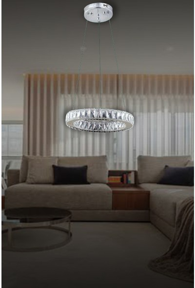 Luna Lighting Lunalighting Modern Luxury Kristal LED Avize