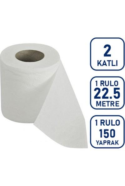 Brava Optimum 72 'li 2 Katlı Tuvalet Kağıdı