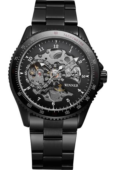 Winner 010 Erkek Saat Yarı-Otomatik Mekanik Saat