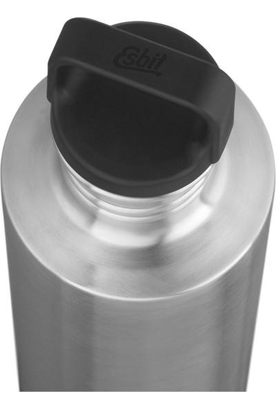 Esbit Sculptor Paslanmaz Çelik Termos Silver 1L