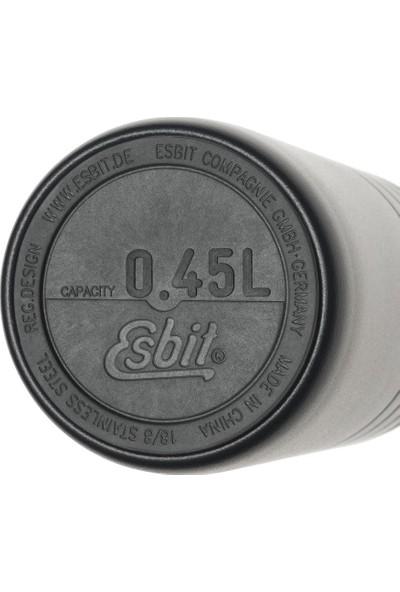 Esbit Majoris Paslanmaz Çelik Termos Bardağı Mug Gümüş 0,45L
