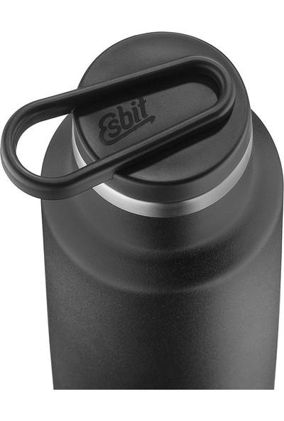 Esbit Pictor Paslanmaz Çelik İzoleli Termos Siyah 0,75L