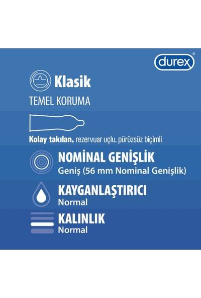 Durex Chill Karma Paket Prezervatif 20'li + Durex Intense Prezervatif, 20' Li
