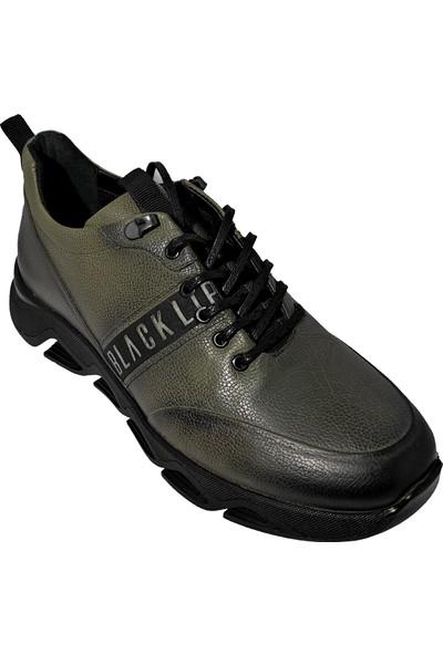 Marcomen 12507 Kışlık Deri Erkek Ayakkabı