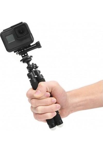 Tedarikçin Burada Ahtapot Tripod Cep Telefonu Fotoğraf Makinesi Uyumlu Kamera Tripot