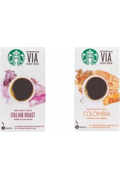 Starbucks Via Ready Brew 2'li Paket
