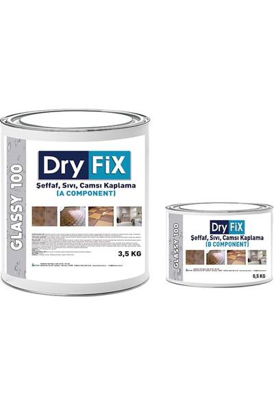 Dryfix Glassy 100 Sıvı Cam Su Yalıtımı 4 kg