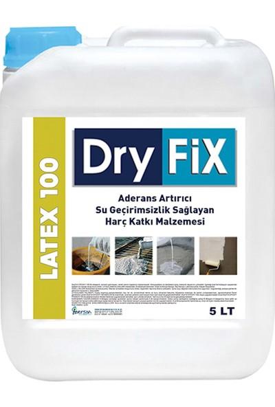 Dryfix Latex 100 Su Geçirimsiz Harç Katkısı 5 Lt