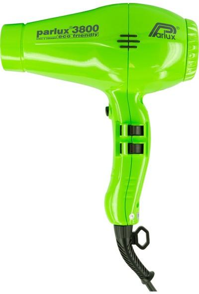 Parlux 3800 Eco Friendly Ionic & Ceramic Fön Makinesi - Yeşil