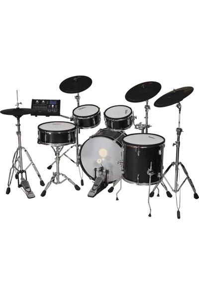 Valler XD1080 Elektro Akustik Davul
