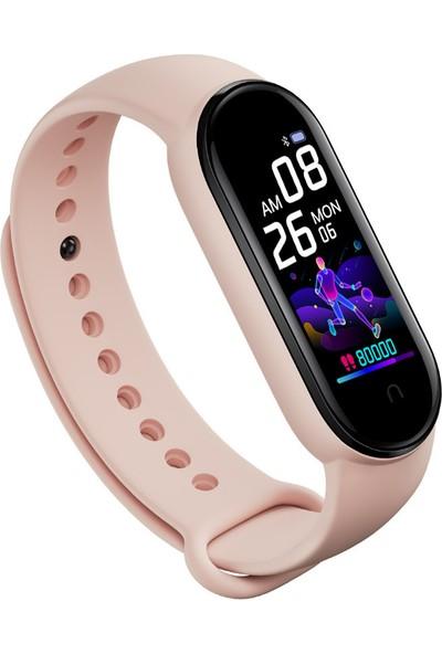 Sw Future Akıllı Renkli Ekran Kalp Hızı Kan Basıncı İzleme Akıllı Bileklik (Yurt Dışından)