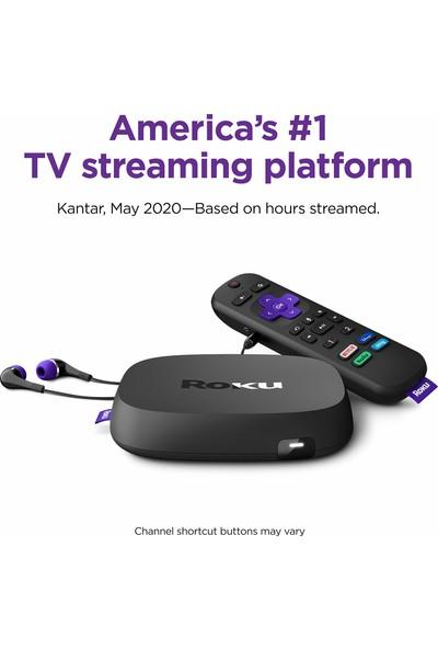 Roku Ultra 2020 Streaming Media Player (Yurt Dışından)