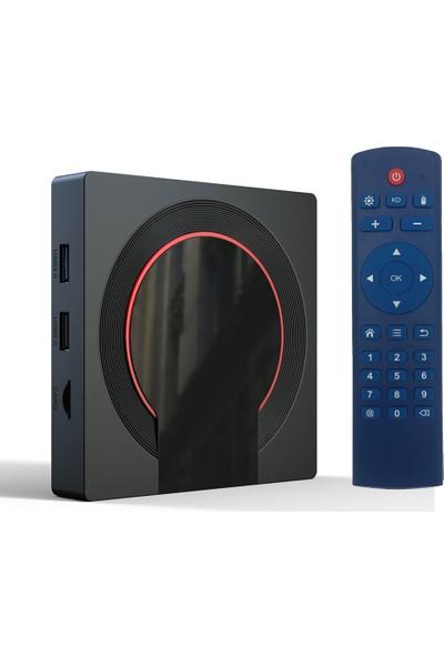 Techstorm I96 Pro 4 GB Ram 32 GB Android Tv Box