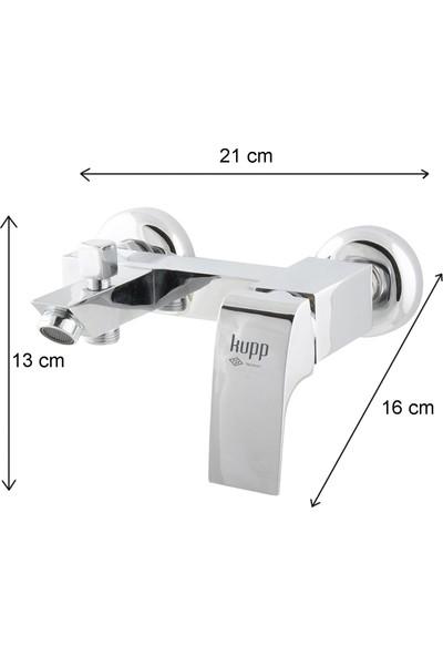 Kupp Banyo Bataryası Mix , Banyo Duş Musluğu İND7080