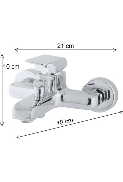 Kupp Banyo Bataryası Su Tasarruflu , Duş Musluğu ERA7060