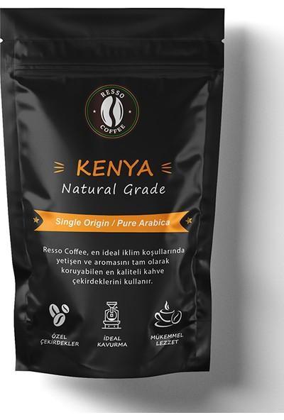 Resso Coffee 2 Kıta 4 Lezzet Çekirdek (Öğütülmemiş) 125 gr × 4