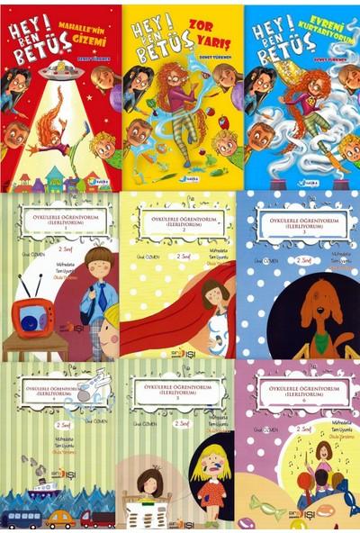 Harika Çocuk Yayınları 2. Sınıf Eğlenceli, Muhteşem Maceralı Set 9 Kitap