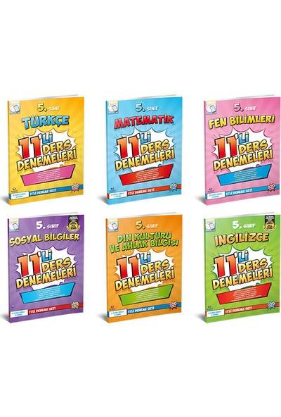 Koza Karaca Yayınları 5. Sınıf 11'li Ders Denemeleri Seti