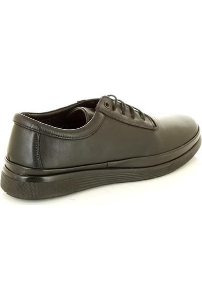 Marine Shoes 67524 Siyah Erkek Günlük Ayakkabı