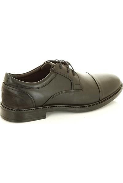 Marine Shoes 76546 Siyah Erkek Klasik Ayakkabı