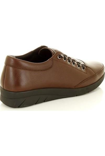 Marine Shoes P05 Kahve Kadın Günlük Ayakkabı
