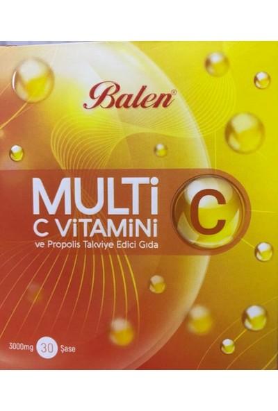 Balen Multi C Vitamini ve Propolis