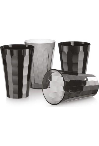 Tupperware Pırlanta Bardak 4'lü Set
