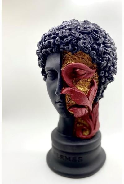 Orenc Craft Hermes Dekoratif, Aksesuar, Obje, Biblo