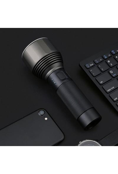 Xiaomi Nextool 2000LM Usb-C Şarj Edilebilir El Feneri Seti