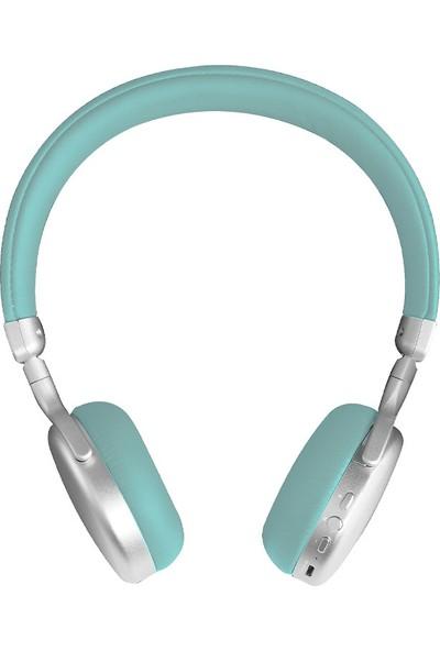 Desibel K550 Bluetooth Kulaklık Turkuaz