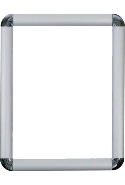 Akçesepeti B2 Alüminyum Açılır Kapanır Rondo Çerçeve 50 x 70 cm