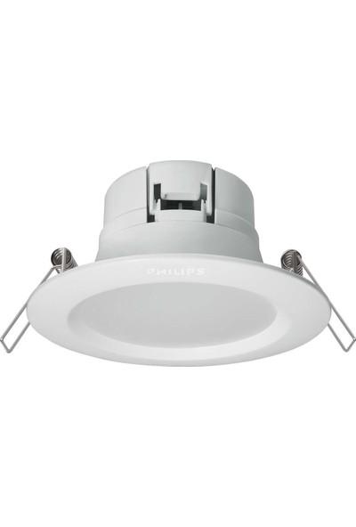Philips 77113/27/66 4 Inç 7.5W LED 2700K Gömme Spot Lamba