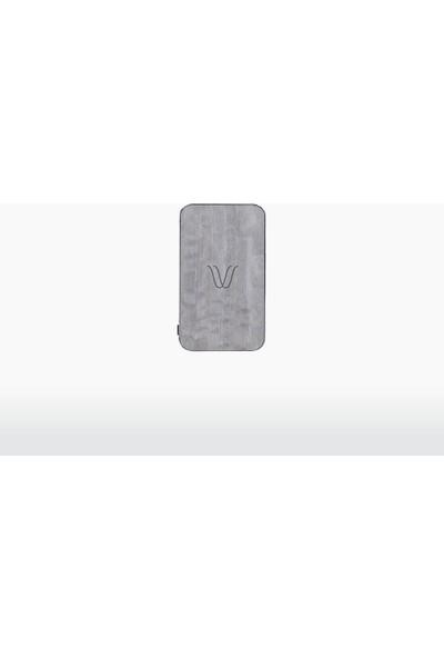 Woodie Milano Grey Shade Wood Powerbank