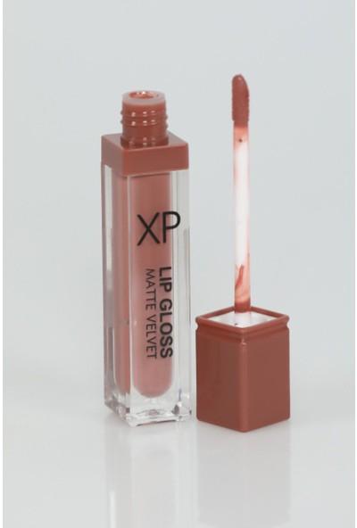 Xp Velvet Matte Lipgloss Ruj 02