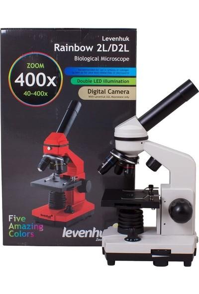 Levenhuk Rainbow 2l Aytaşı Öğrenci Mikroskobu