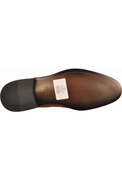 Tigris Taba Erkek Klasik Ayakkabı